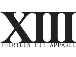 XIII THIRTEEN FIT APPAREL