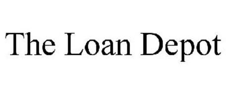 THE LOAN DEPOT