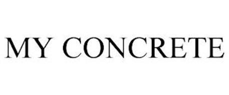 MY CONCRETE