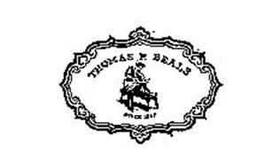 THOMAS P. BEALS SINCE 1867