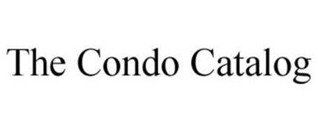 THE CONDO CATALOG