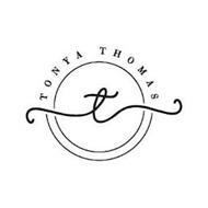 TONYA THOMAS