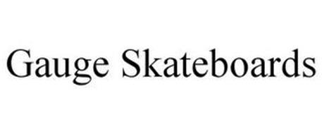 GAUGE SKATEBOARDS