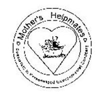 MOTHER'S HELPMATES SPECIALISTS IN PERSONALIZED ENVIRONMENTAL CHILDCARE