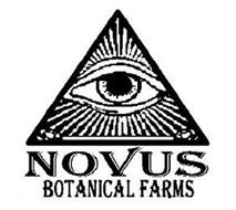 NOVUS BOTANICAL FARMS