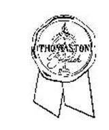 THOMASTON DEPENDABLE FINISH