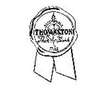 THOMASTON DEPENDABLE THOM-SET-FINISH