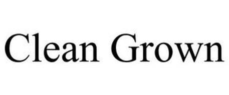 CLEAN GROWN