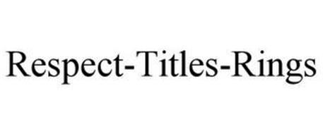 RESPECT-TITLES-RINGS