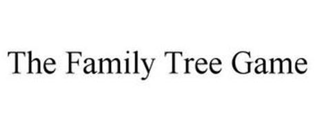 THE FAMILY TREE GAME