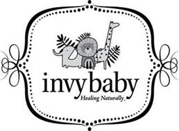 INVY BABY HEALING NATURALLY.