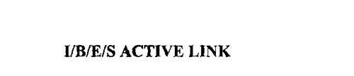I/B/E/S ACTIVE LINK