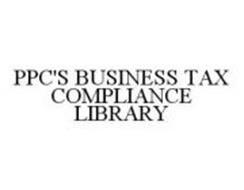 PPC'S BUSINESS TAX COMPLIANCE LIBRARY