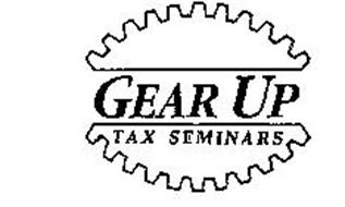 GEAR UP TAX SEMINARS