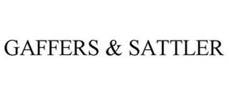GAFFERS & SATTLER