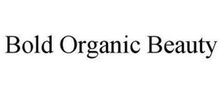 BOLD ORGANIC BEAUTY