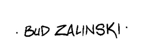 BUD ZALINSKI