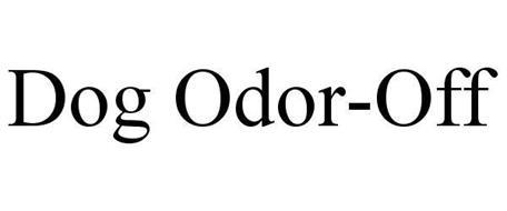 DOG ODOR-OFF
