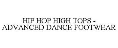 HIP HOP HIGH TOPS - ADVANCED DANCE FOOTWEAR