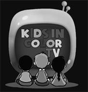 KIDS IN COLOR TV
