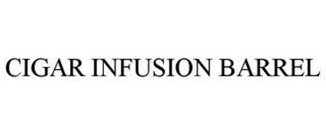 CIGAR INFUSION BARREL