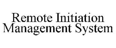 REMOTE INITIATION MANAGEMENT SYSTEM