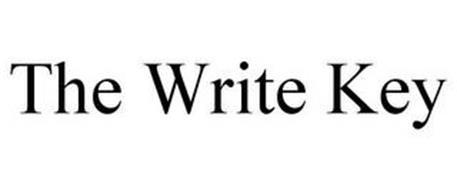 THE WRITE KEY