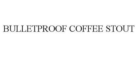 BULLETPROOF COFFEE STOUT