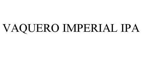 VAQUERO IMPERIAL IPA
