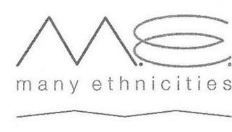M.E. MANY ETHNICITIES