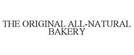 THE ORIGINAL ALL-NATURAL BAKERY