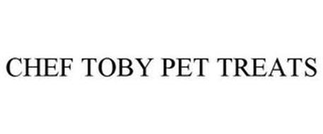 CHEF TOBY PET TREATS
