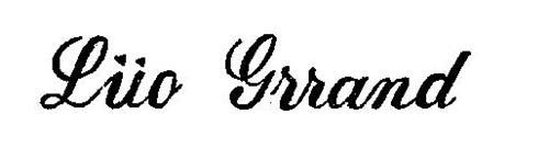 LIIO GRRAND