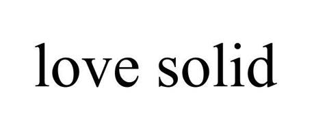 LOVE SOLID