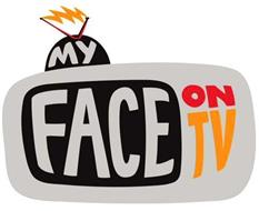 MY FACE ON TV