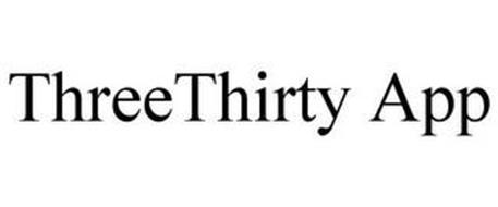THREETHIRTY APP