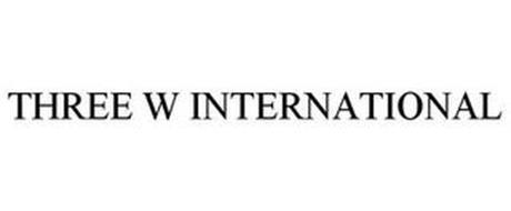 THREE W INTERNATIONAL