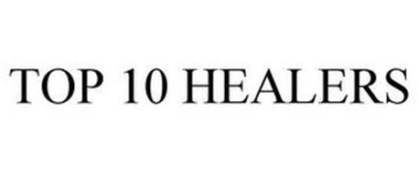 TOP 10 HEALERS