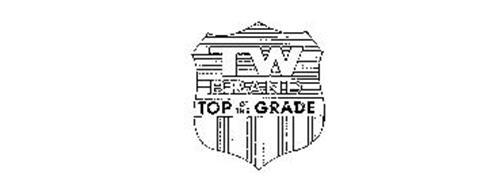 TOP O' THE GRADE TW BRAND