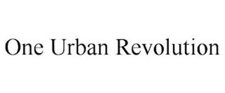 ONE URBAN REVOLUTION