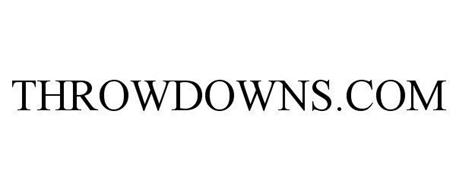 THROWDOWNS.COM
