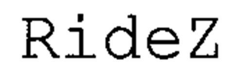 RIDEZ