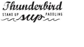 THUNDERBIRD STAND UP PADDLING SUP