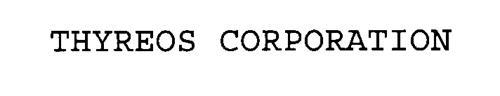 THYREOS CORPORATION