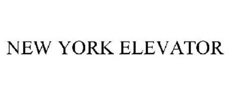 NEW YORK ELEVATOR