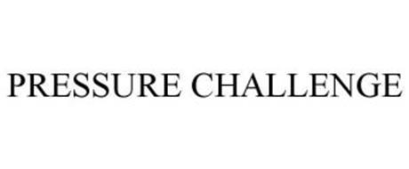 PRESSURE CHALLENGE
