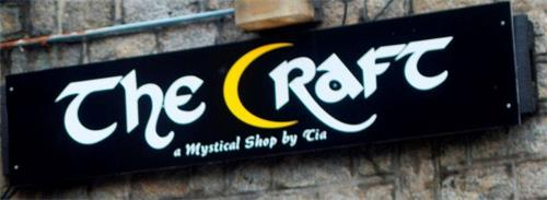 THE CRAFT A MYSTICAL SHOP BY TIA
