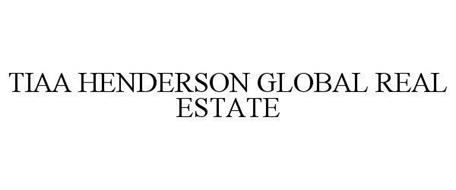 TIAA HENDERSON GLOBAL REAL ESTATE