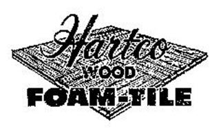 HARTCO WOOD FOAM-TILE