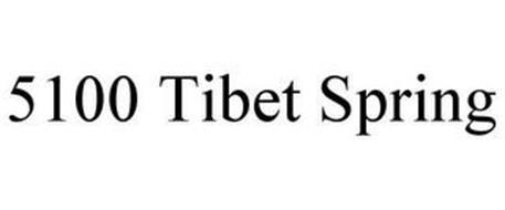 5100 TIBET SPRING